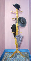 Magritte's Hat Stand