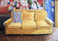 Ensor's Couch